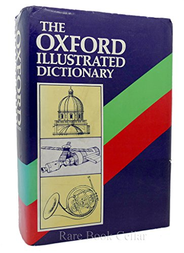 The Oxford Illustrated Dictionary By Jessie Coulson