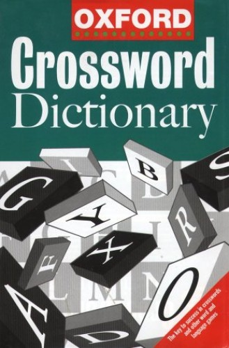 The Oxford Crossword Dictionary By Market House Books