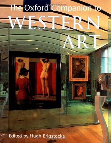 Oxford Companion to Western Art By Edited by Hugh Brigstocke