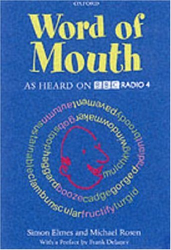 Word of Mouth By Simon Elmes
