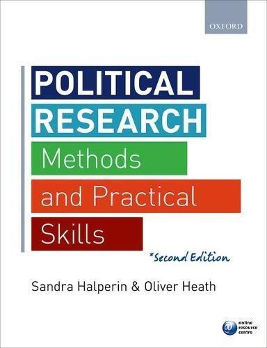 Political Research By Sandra Halperin (Professor of International Relations, Royal Holloway, University of London)