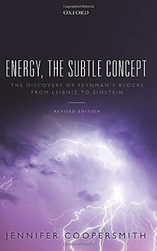 Energy, the Subtle Concept By Jennifer Coopersmith