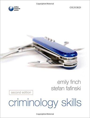 Criminology Skills By Emily Finch