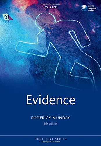 Evidence by Roderick Munday