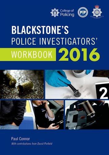 Blackstones NIE Workbook 2016 By Paul connor