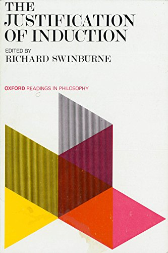 Justification of Induction By Richard Swinburne