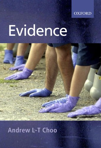Evidence By Andrew L-T Choo