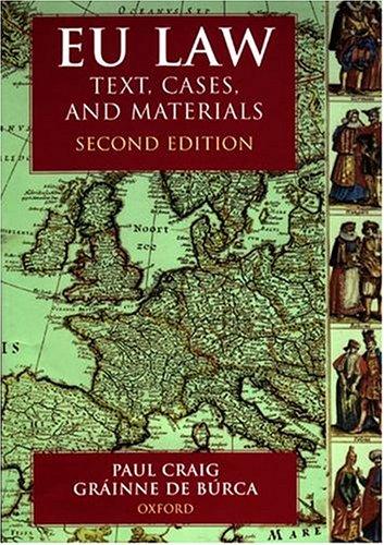 EU-Law-Text-Cases-and-Materials-by-De-Burca-Grainne-0198765096-The-Cheap-Fast