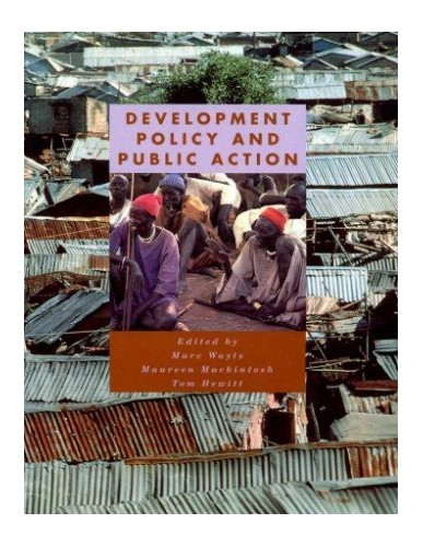 Development Policy and Public Action by Tom Hewitt