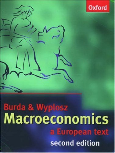 Macroeconomics By Michael Burda