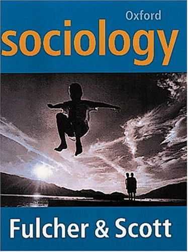 Sociology By James Fulcher