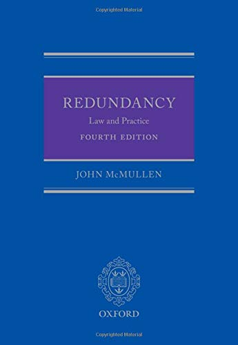 Redundancy By John McMullen (Partner, Partner, Spencer West LLP)