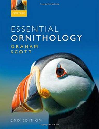 Essential Ornithology By Graham Scott (Director, Director, Teaching Excellence Academy, University of Hull, UK)
