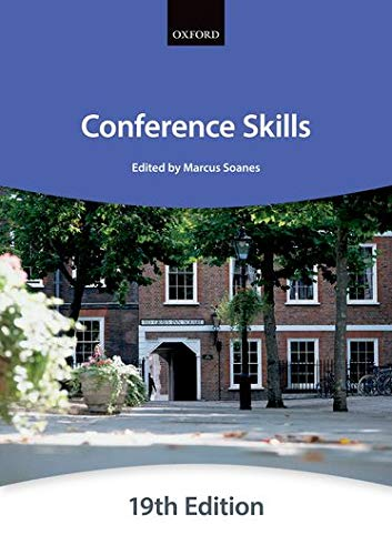 Conference Skills By The City Law School