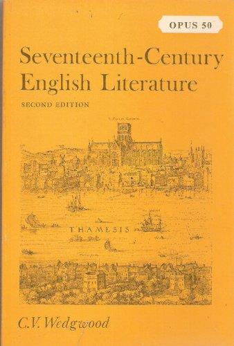 Seventeenth-century English Literature By C. V. Wedgwood