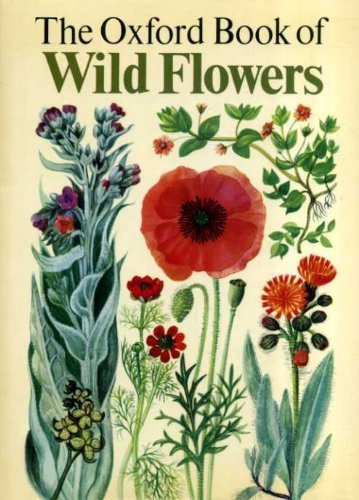 Oxford Book of Wild Flowers By S. Ary