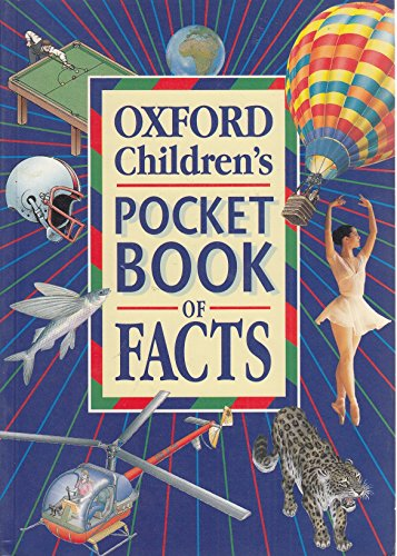 Oxford Children's Pocket Book of Facts By Anonymous