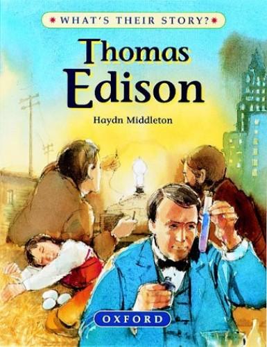Thomas Edison By Haydn Middleton