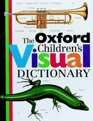 The Oxford Children's Visual Dictionary By Jean-Claude Corbeil
