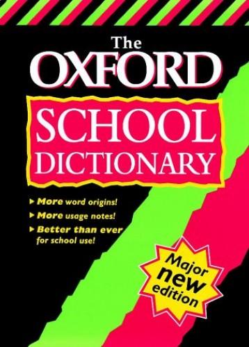 The Oxford School Dictionary By Joyce Hawkins