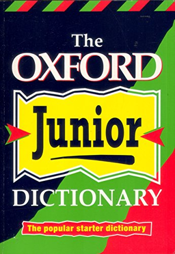 Oxford Junior Dictionary By Edited by Sansome
