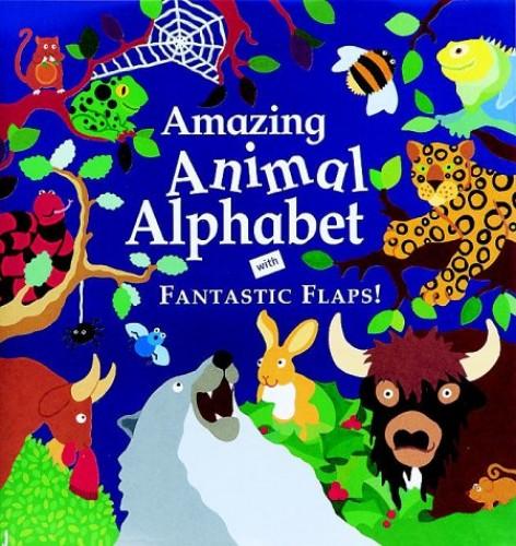Amazing Animal Alphabet By Richard Edwards