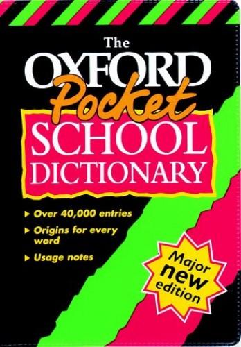 Pocket School Dictionary