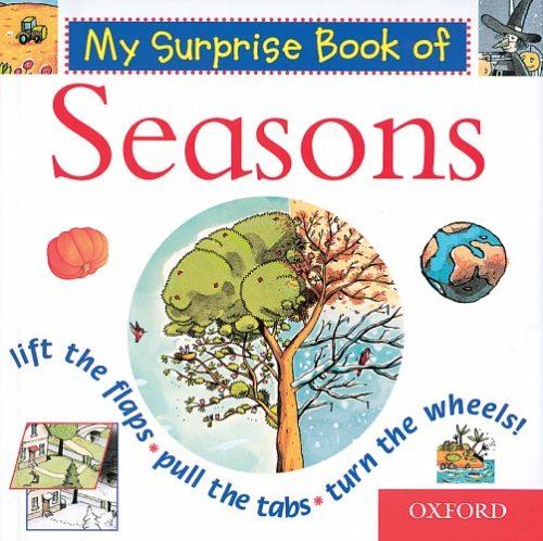 My Surprise Book of Seasons By Valerie Guidoux