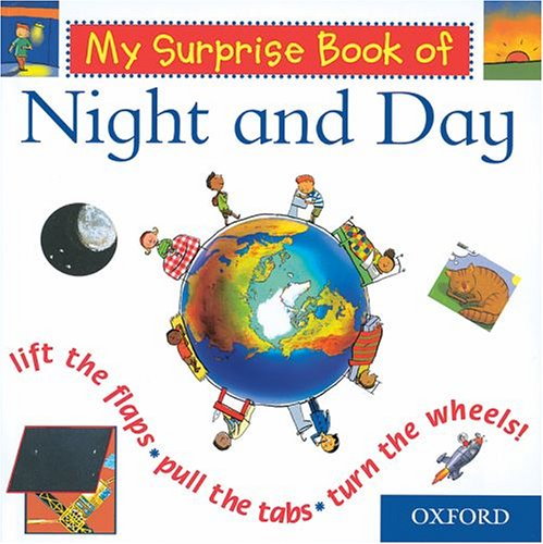 My Surprise Book of Night and Day By Valerie Guidoux