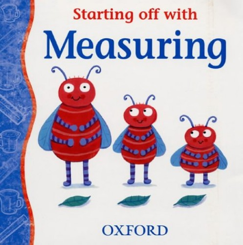 Starting Off with Measuring By Peter Patilla