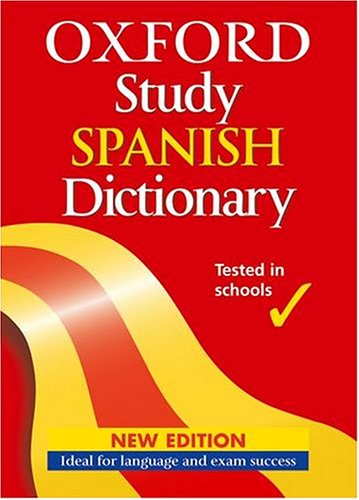 OXFORD STUDY SPANISH DICTIONARY