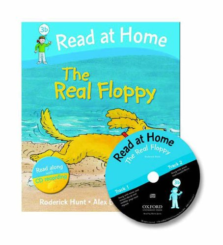 Read at Home: 3b: The Real Floppy Book + CD By Roderick Hunt