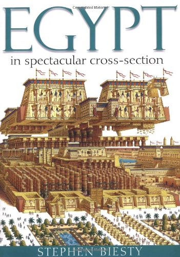Egypt in Spectacular Cross-section By Stewart Ross