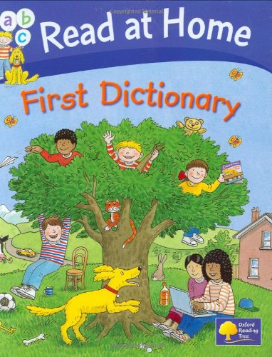 Read at Home Dictionary By Claire Kirtley