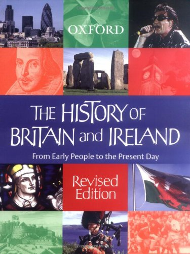 Oxford History of Britain & Ireland By Mike Corbishley