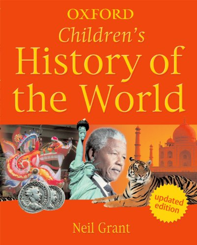 Oxford Children's History of the World By Neil Grant