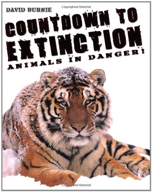 Countdown to Extinction By David Burnie