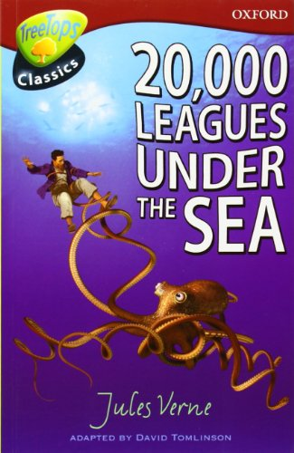 TreeTops Classics Level 15 20000 Leagues Under the Sea By David Tomlinson