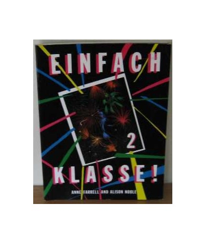 Einfach Klasse!: Pt. 2 by Anne Farrell