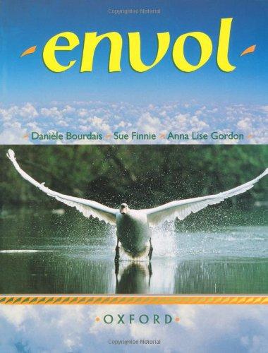 Envol: Student's Book By Daniele Bourdais