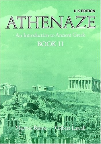 Athenaze: Student's Book II By Maurice Balme
