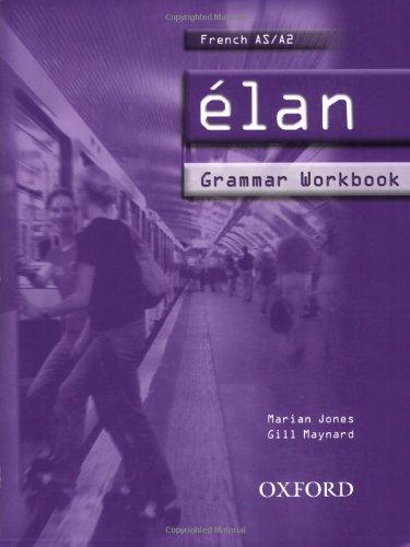 Elan By Marian Jones