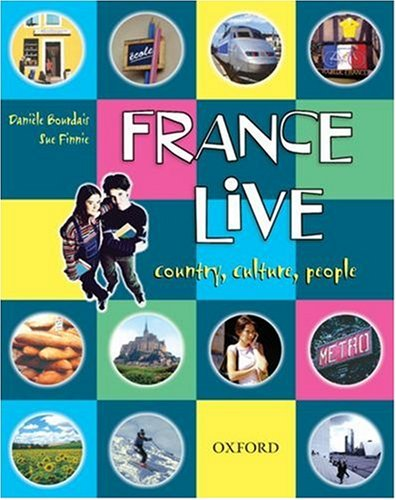 France Live By Daniele Bourdais