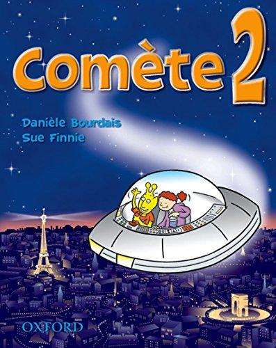 Comete 2: Student's Book by Daniele Bourdais