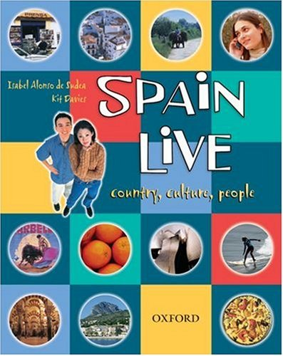 Spain Live By Isabel Alonso de Sudea