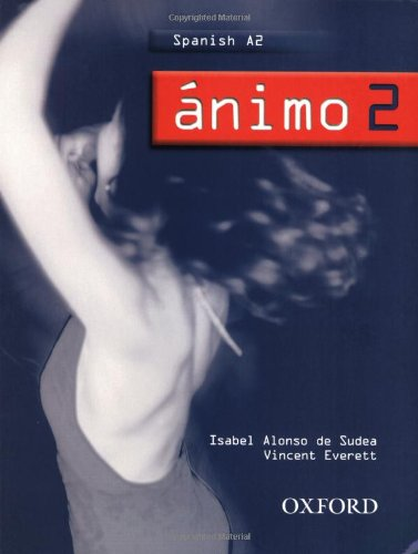 Animo By Isabel Alonso de Sudea