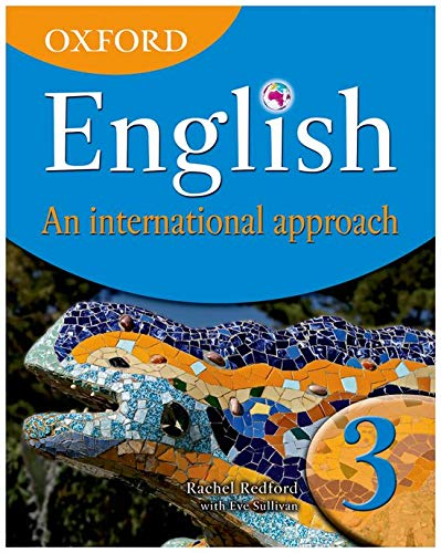 Oxford English: An International Approach, Book 3 By Rachel Redford