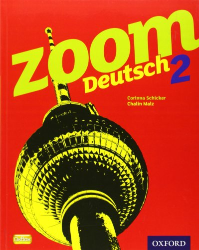 Zoom Deutsch 2 Student Book By Corinna Schicker
