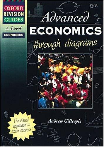 Advanced Economics Through Diagrams By Andrew Gillespie