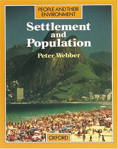 People and Their Environment By Peter Webber